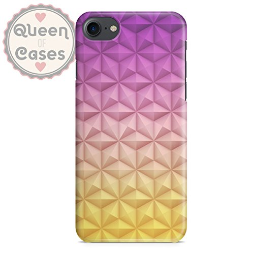 queen-of-cases-phone-case-for-apple-iphone-7-epcot-spaceship-earth-premium-pink-plastic