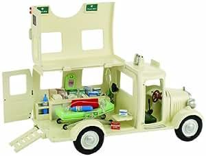 Sylvanian Families Ambulance With Paramedic
