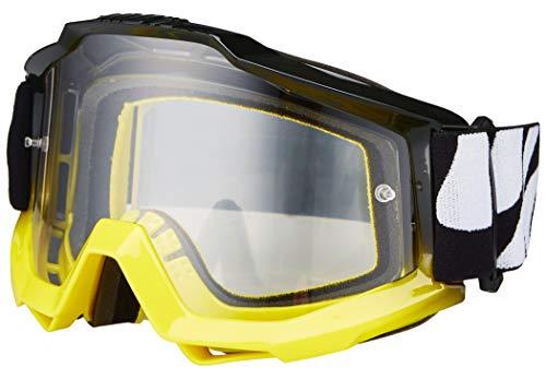 100% Accuri Anti Fog Clear Lunettes de Protection, Tornado 2