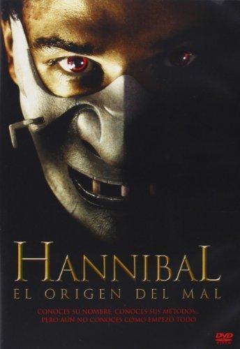 41NPgWTUESL - Hannibal, El Origen Del Mal
