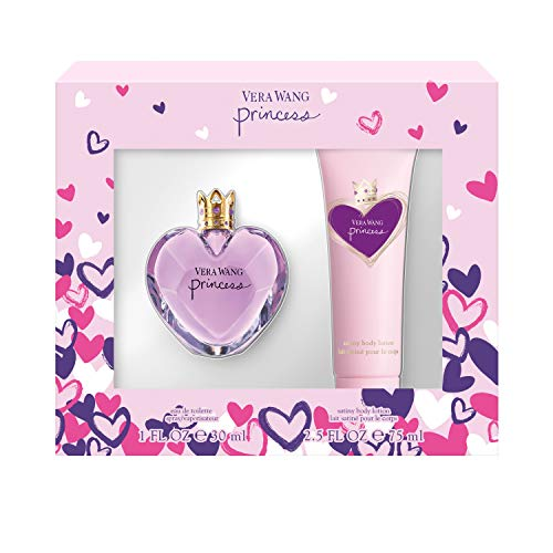 Vera Wang PRINCESS Damen Geschenkset, EDT 30 ml + Body Lotion 75 ml 1er Pack(1 x 105 milliliters) - Vera Wang Für Frauen-parfüm