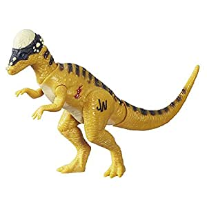 Jurassic World – Pachycéphalosaure Attaque Redoutable – Figurine Action Dinosaure