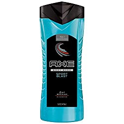 Axe Shower Gel Sports Blast 16 Fluid Ounce