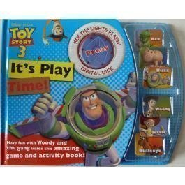 Disney Board Game Book - Toy Story 3