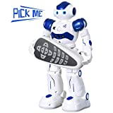 SGILE Gesture Control Robot - RC Robot Toy Christmas Gift for Kids, Education Dance Walk Interactive Toy for Boys Girls