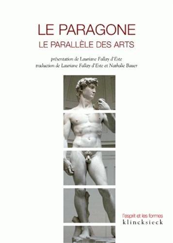 Le Paragone : Le parallèle des arts