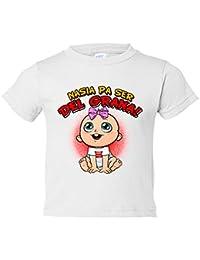 Camiseta niño nacida para ser del Graná Granada fútbol