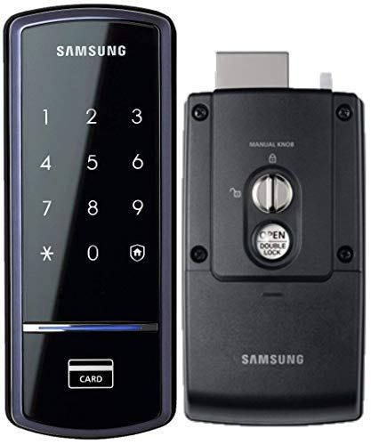 Samsung Digital Door Lock SHS-1321 security EZON keyless by Samsung