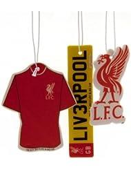 Liverpool FC Désodorisant - Pack de 3