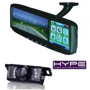 HYPE HV4321CA309 Retroviseur GPS + camera de recul