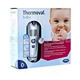 Hartmann - Thermoval Baby thermometre Technologie Infrarouge - Mesure Frontale SANS CONTACT