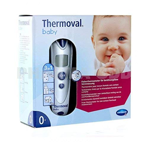 Hartmann - Thermoval Baby thermometro technologia