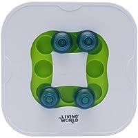 Living World 3in1 interaktives Spielzeug für Kaninchen, Chinchillas, Meerschweinchen und Ratten