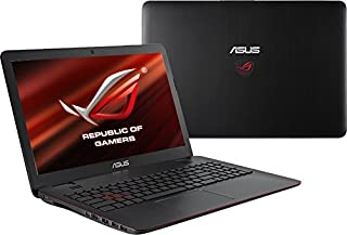 ASUS G551JW 15.6-Inch Notebook (Intel Core i7-4720HQ 2.6 Ghz, 12 GB RAM, 1TB HDD, Webcam, Windows 8.1) with Free Windows 10 Upgrade (B00UAT7H7U) | Amazon price tracker / tracking, Amazon price history charts, Amazon price watches, Amazon price drop alerts
