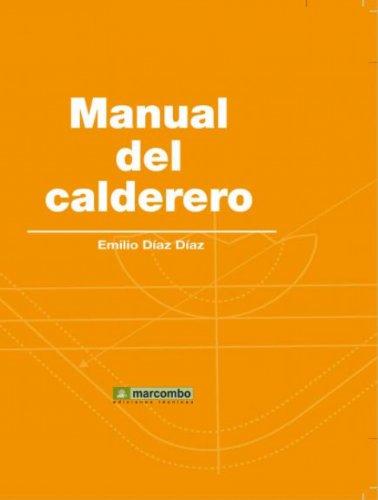 Manual del Calderero de [Díaz, Emilio Díaz]