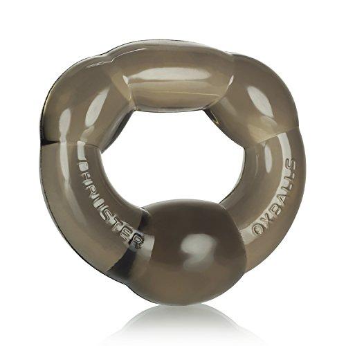 Oxballs Smoke Thruster Cock Ring (Flex Bar Body)