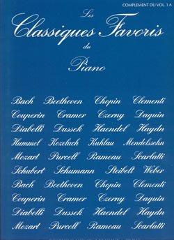 Classiques favoris Volume 1A complément