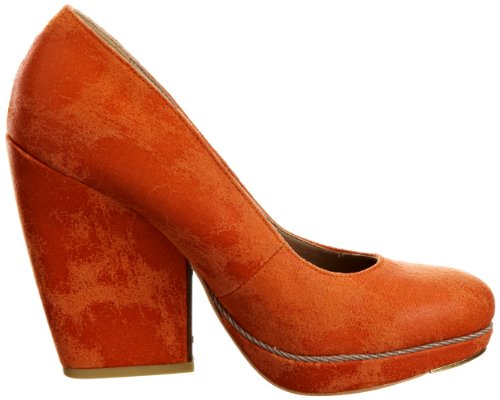Feud Britannia Wish, Sandales femme Orange