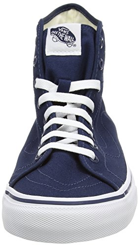 Blau blues Canvas dress SK8 HI Sneakers Unisex U Vans Erwachsene white Hohe true 0wOvzfq
