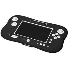 Mad Catz - Protector Y Grip, Color Negro (Nintendo Wii U)