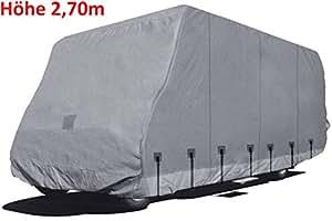 Bâche de protection d'été/hiver pour caravane et mobilhome taille 5/2,7 x 5,7 x 2,38 m