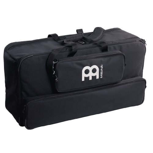 Meinl Percussion MTB Professional Timbale Bag, Durchmesser 35,56 cm (14 Zoll) und 38,10 cm (15 Zoll), schwarz