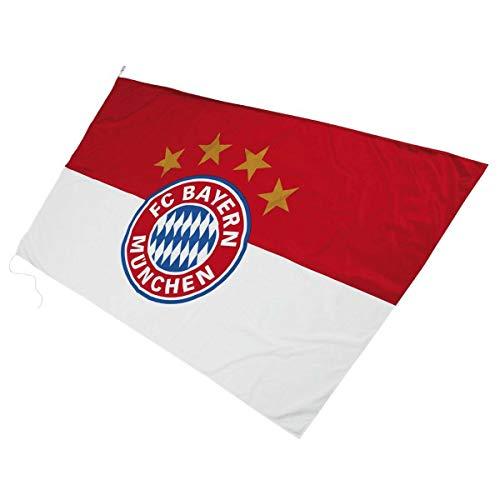 FCB Fahne Flagge Hissfahne Logo 250x150 FC Bayern München