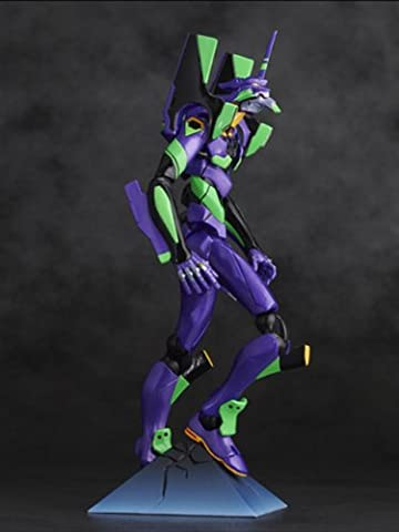 Revoltech: EVA-01 Movie Edition Lawson's Exclusive Version [Toy] (japan import)