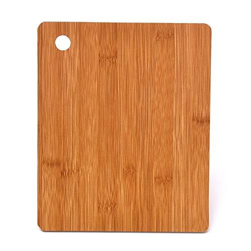 sahnah Wooden Cutting Board Rectangle Gourmet Chopping Board Kitchen Gadget Gourmet Cooking-gadgets