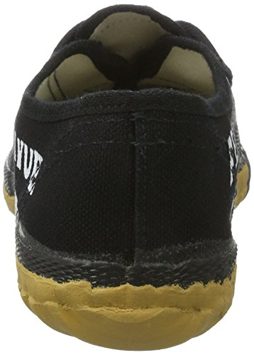 wu designs Fei Yue–Feiyue–Art Martial–Chaussures de wushu–Sport & Parcours–Minimales Noir - Noir