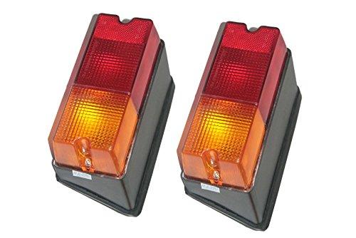 Preisvergleich Produktbild Enfield City County (Paar Massey Ferguson Traktor Rücklicht Bremslicht Lampe Montage