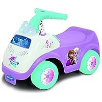 Disney – Frozen: El Reino del Hielo – Light & Sound Activity Ride-on – Vehículo de juguete