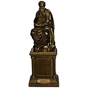 Design Toscano Plato, Master of Western Philosophy Statue