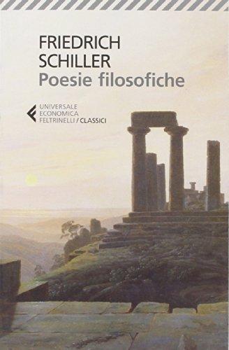 Poesie filosofiche. Testo tedesco a fronte