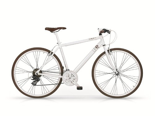bicicletta-uomo-hybrid-ibrido-28-life-bianca-alluminio-mbm