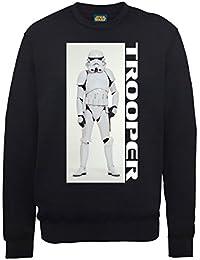 Star Wars Storm Trooper - Parte de arriba Hombre