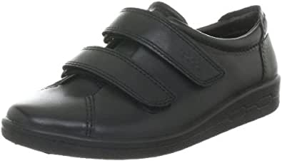 Ecco SOFT II 012573, Chaussures montantes femme - Noir-TR-H4-424, 35 EU