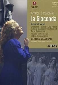 Almicare Ponchielli - La Gioconda (Gran Teatre del Liceu) [2 DVDs]