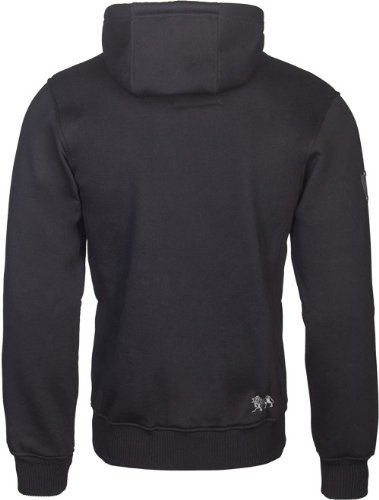 Lonsdale london men en 113355 sOUTHPORT veste à capuche Noir - Noir (1000)