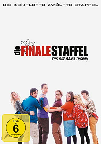 Cover The Big Bang Theory - Die komplette zwölfte Staffel [3 DVDs]