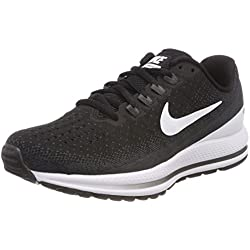 Nike Wmns Air Zoom Vomero 13, Zapatillas de Running para Mujer, Negro (Black/White/Anthracite 001), 40 EU