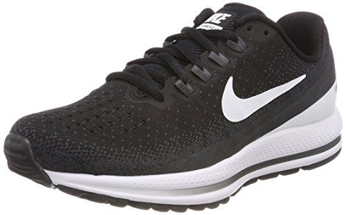 Nike Wmns Air Zoom Vomero 13, Scarpe Running Donna, Nero (Black/White/Anthracite 001), 44 EU
