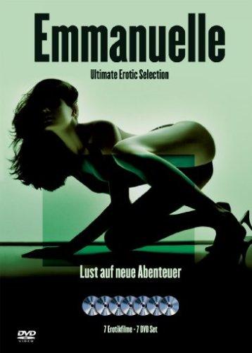 Preisvergleich Produktbild Emmanuelle - Ultimate Erotic Selection [7 DVDs]
