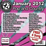 All Star Karaoke Pop and Country Series (ASK-1201) by Jake Owen (2012-05-03)