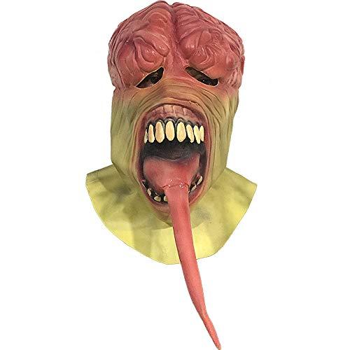 - Scream Maske Mit Zunge