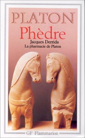 Phèdre (Garnier Flammarion Philosophie)