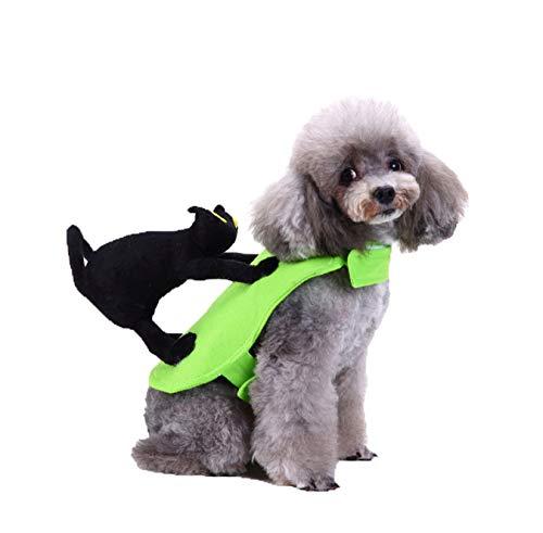 Meiqipetbaby® Halloween-Kostüm für Katzen, Hunde, Kostüm, für Katzen und Hunde