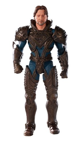 MAN of Steel Movie Masters jor-el figure