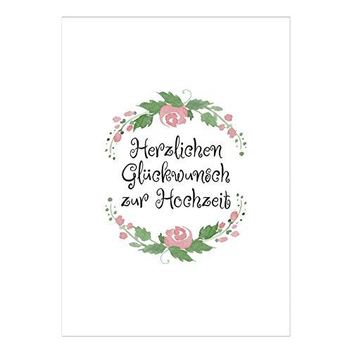 ᐅᐅ Glueckwuensche Hochzeitskarten Texte Test Analyse Feb