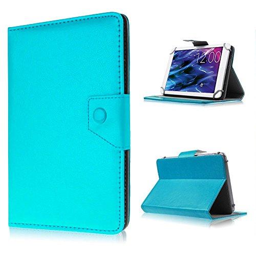 Tablet Tasche für Medion Lifetab P8514 P8314 P8312 P8311 S8312 S8311 Hülle Case , Farben:Türkis